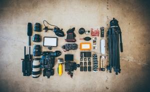 componentes de camara para grabar video y para hacer foto